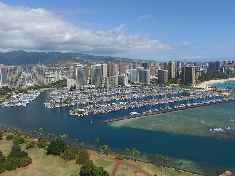 HAWAII CITY PLAZA
